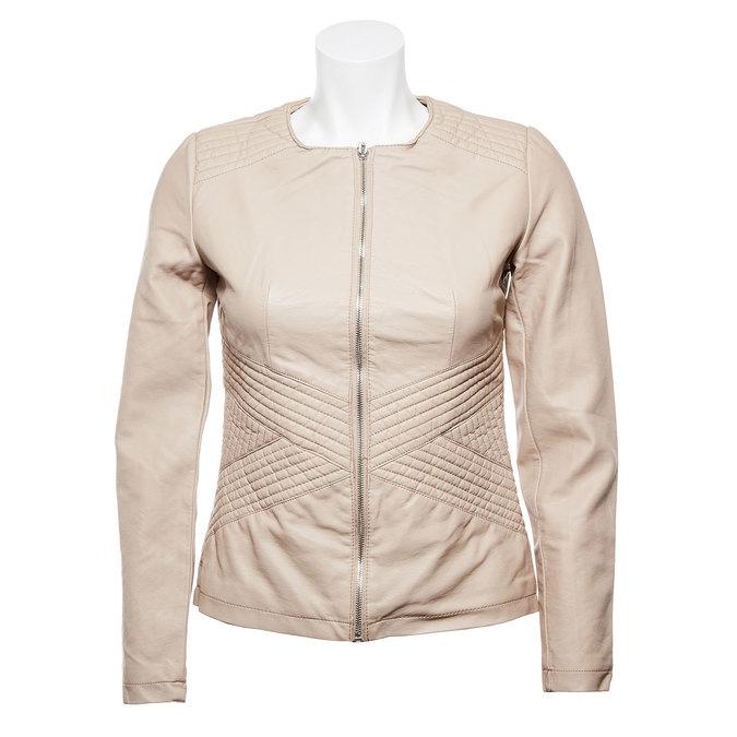 Damska wiosenna kurtka bata, beżowy, 971-5157 - 13