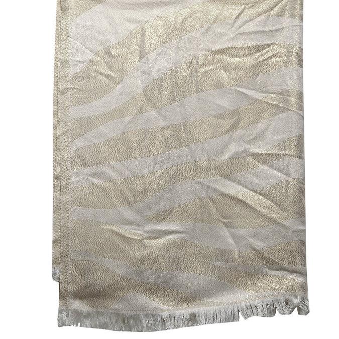 Damski szal bata, żółty, 909-8186 - 26