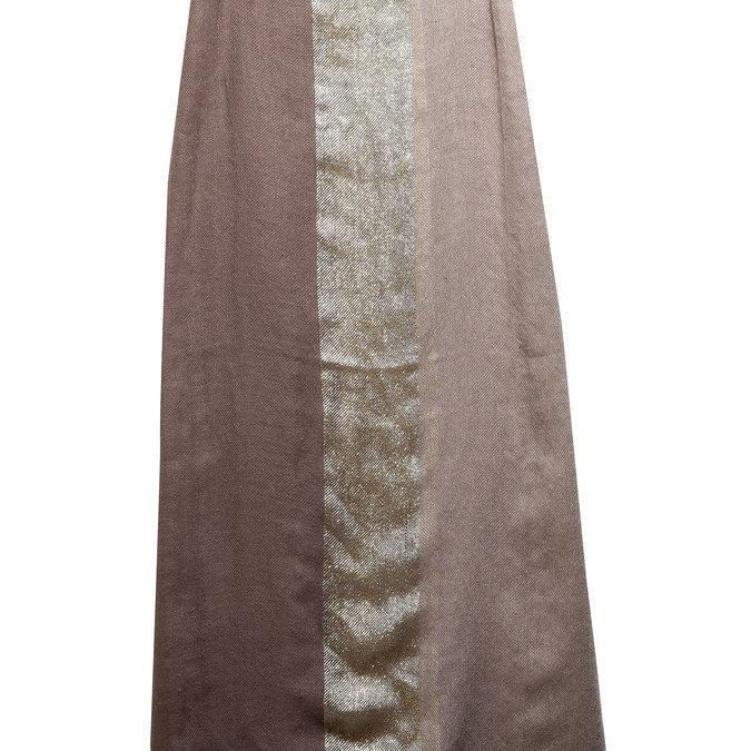 Damski szal bata, brązowy, 909-4310 - 26