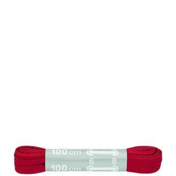 Kolorowe sznurówki bata, czerwony, 999-5366 - 13