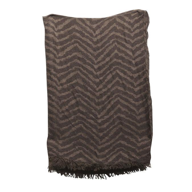 Damski szal bata, brązowy, 909-4331 - 26