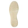 Nonszalanckie trampki ze skóry weinbrenner, beżowy, 544-2151 - 26