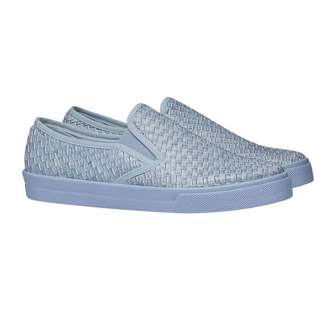 Damskie buty typu plimsoll north-star, 531-9119 - 26