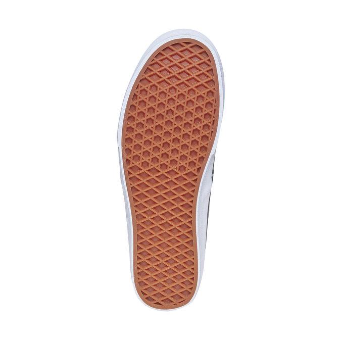 Klasyczne obuwie sportowe vans, szary, 889-2160 - 26