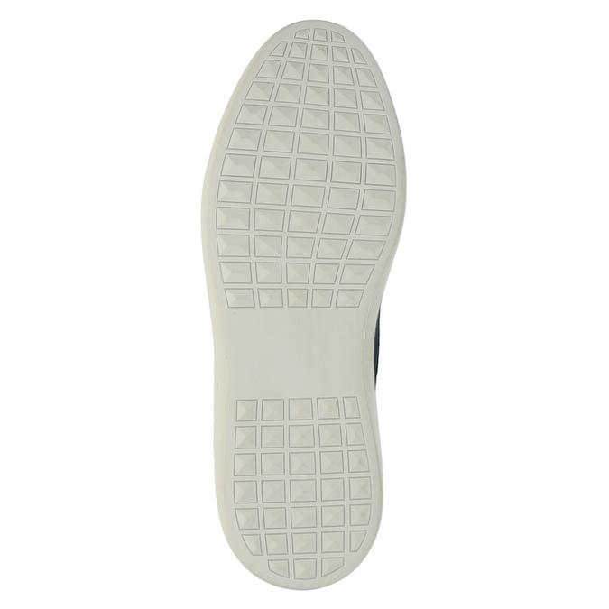 Trampki męskie bata, niebieski, 844-9624 - 26