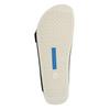 Skórzane klapki z korkową podeszwą birkenstock, niebieski, 866-9008 - 26