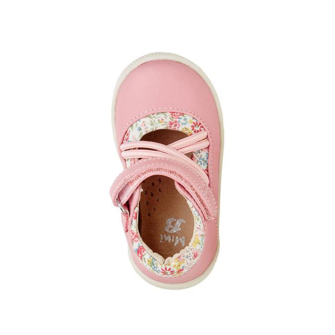 Dziewczęce botki mini-b, różowy, 121-5103 - 19