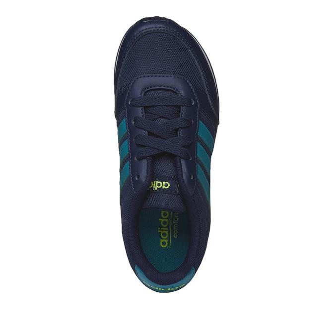 Dziecięce buty sportowe adidas, niebieski, 409-9198 - 19