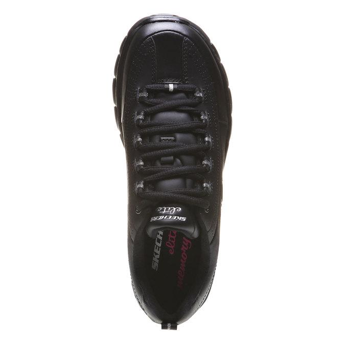 Damskie buty sportowe skecher, czarny, 504-6323 - 19