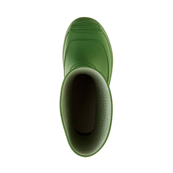 Kalosze dziecięce mini-b, zielony, 392-7101 - 19