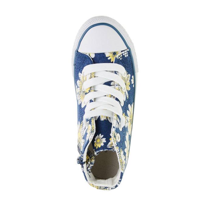 Dziecięce buty sportowe do kostki mini-b, niebieski, 329-9183 - 19