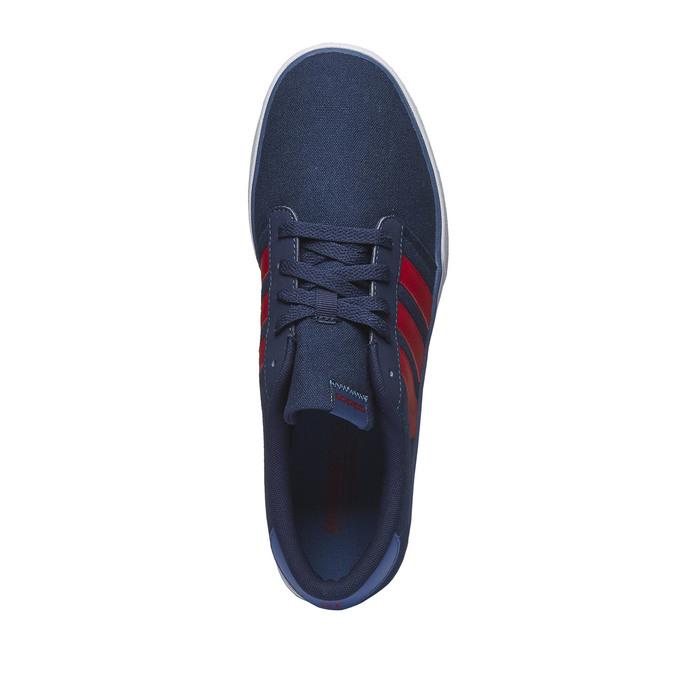 Tenisówki męskie adidas, niebieski, 809-9993 - 19