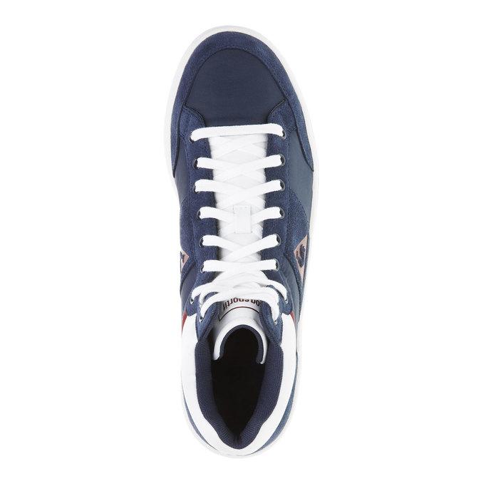 Męskie buty sportowe do kostki le-coq-sportif, niebieski, 809-9922 - 19