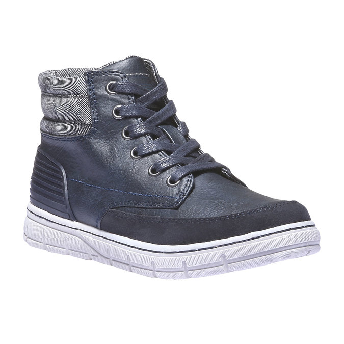 Kolorowe buty sportowe mini-b, niebieski, 391-9194 - 13