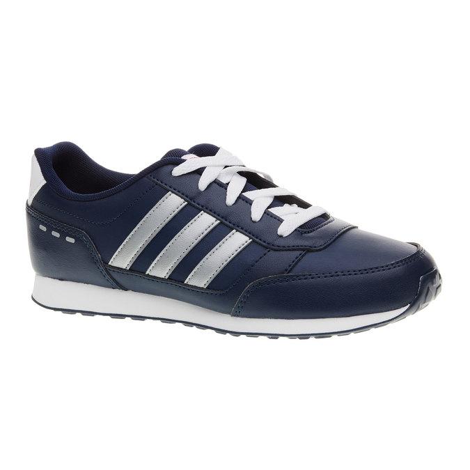 Tenisówki damskie adidas, niebieski, 401-9137 - 13