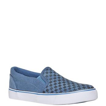 Dziecięce buty typu Slip-On mini-b, niebieski, 319-9215 - 13