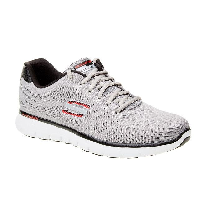 Męskie buty sportowe skecher, szary, 809-2979 - 13