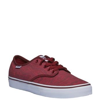 Mężczyzna Sneakers vans, czerwony, 889-5200 - 13