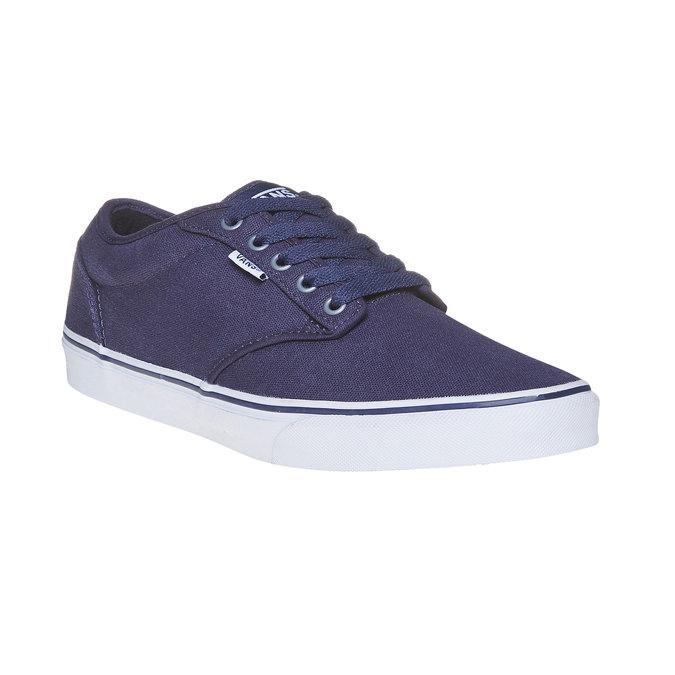Klasyczne obuwie sportowe vans, niebieski, 889-9160 - 13