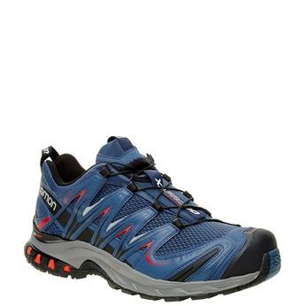 Męskie buty sportowe salomon, niebieski, 849-9023 - 13