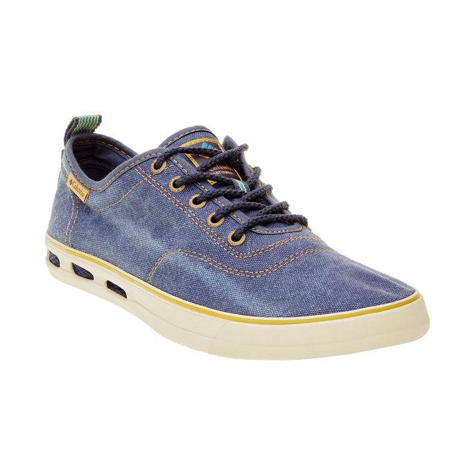 Męskie buty sportowe na co dzień columbia, niebieski, 849-9026 - 13