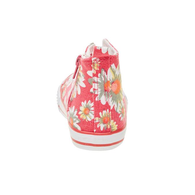 Dziecięce buty sportowe do kostki mini-b, pomarańczowy, 329-5183 - 17