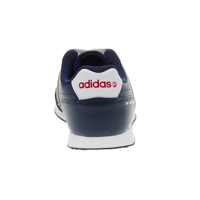 Tenisówki damskie adidas, niebieski, 401-9137 - 17