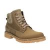 Zimowe buty męskie ze skóry weinbrenner, brązowy, 896-3102 - 13