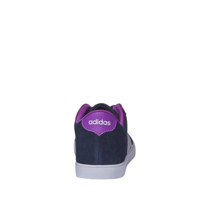 Skórzane buty sportowe na co dzień adidas, niebieski, 503-9685 - 17