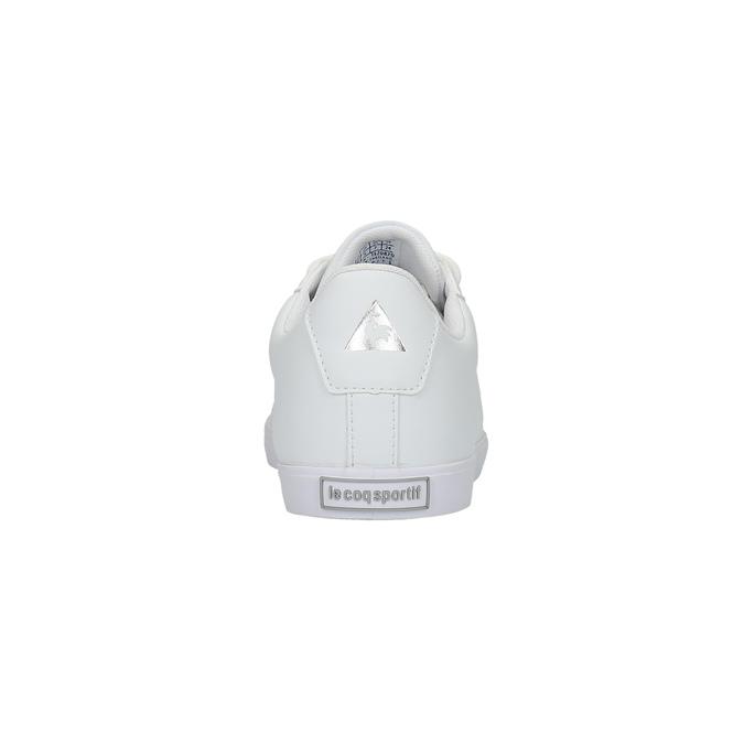 Białe damskie buty sportowe le-coq-sportif, biały, 501-1438 - 17