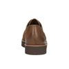 Półbuty damskie ze skóry bata, brązowy, 526-4600 - 17