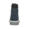 Dziecięce buty zimowe nad kostkę weinbrenner-junior, niebieski, 396-9263 - 17