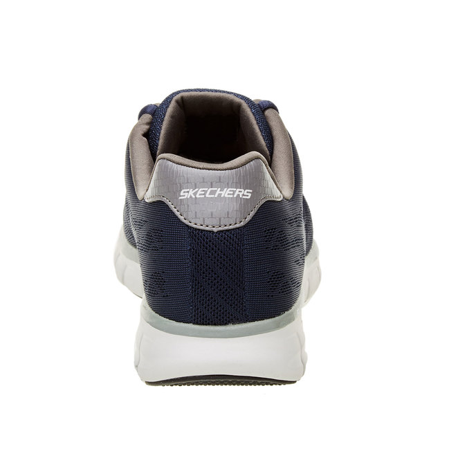Męskie buty sportowe skechers, niebieski, 809-9979 - 17