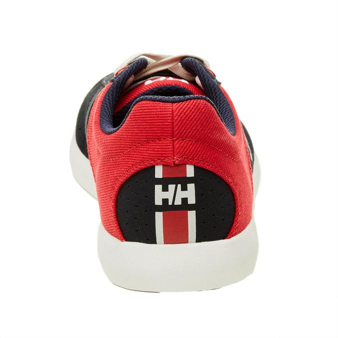 Skórzane buty sportowe na co dzień helly-hansen, czarny, 843-9006 - 17