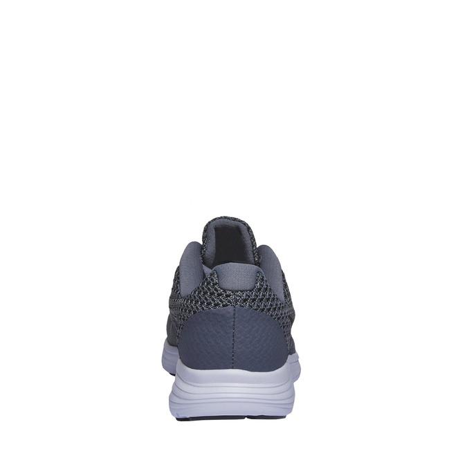 Męskie buty sportowe nike, szary, 809-2220 - 17