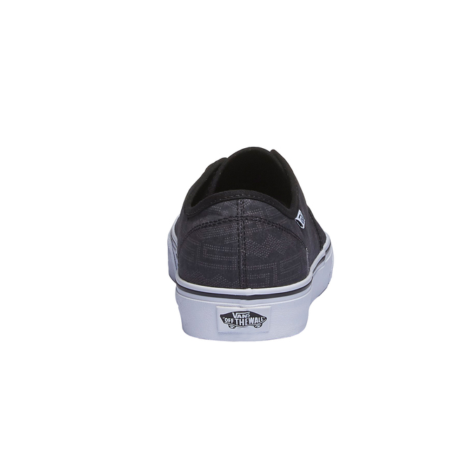 Mężczyzna Sneakers vans, czarny, 889-6200 - 17