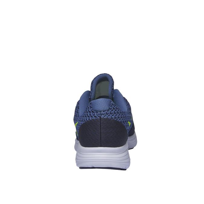 Sportowe trampki męskie nike, niebieski, 809-9220 - 17