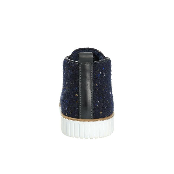 Nieformalne trampki męskie bata, niebieski, 849-9621 - 17