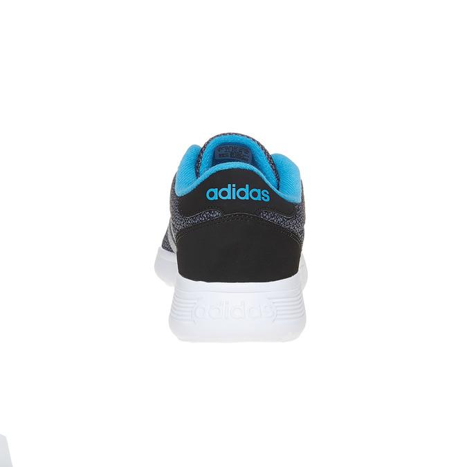 Męskie buty w sportowym stylu adidas, czarny, 809-6182 - 17