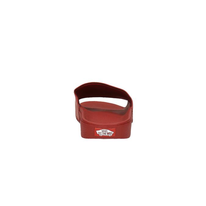 Męskie klapki vans, czerwony, 861-5002 - 17