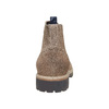 Zamszowe buty Chelsea bata, brązowy, 893-2373 - 17
