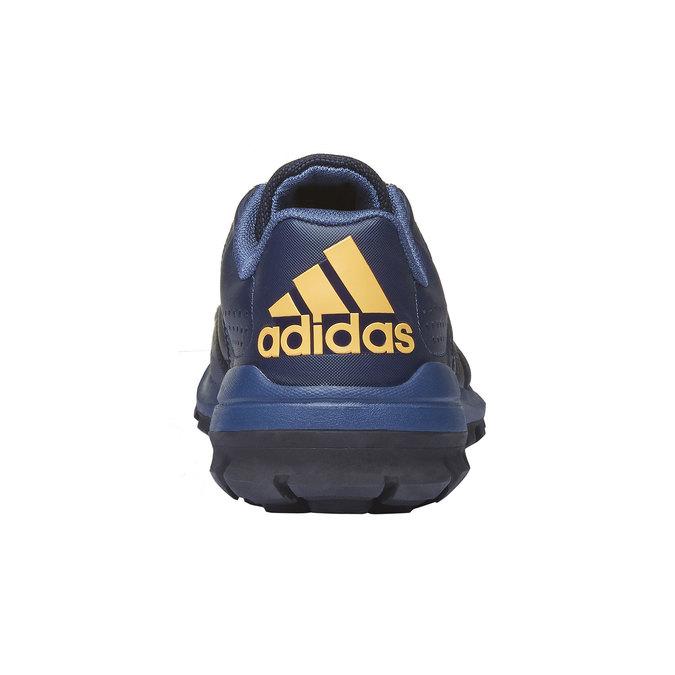 Męskie buty sportowe adidas, niebieski, 809-9111 - 17
