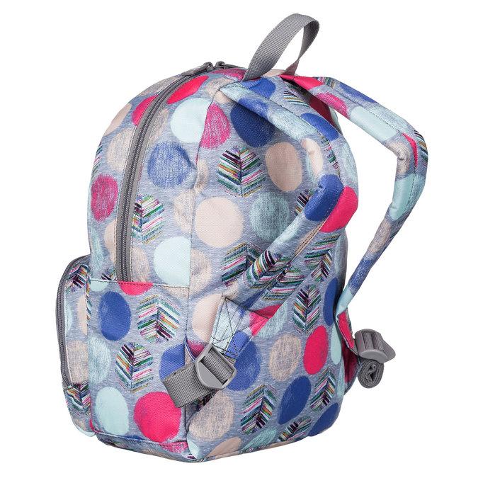 Plecak roxy, szary, 969-2004 - 26