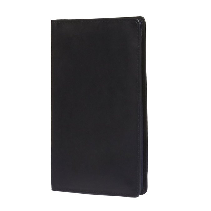 Skórzane etui na karty bata, czarny, 944-6159 - 13