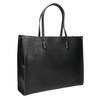 Kwadratowa torebka w stylu Shopper bata, czarny, 961-6736 - 13