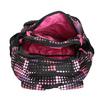 Plecak szkolny w groszki, dla dziewcząt bagmaster, różowy, 969-5601 - 17