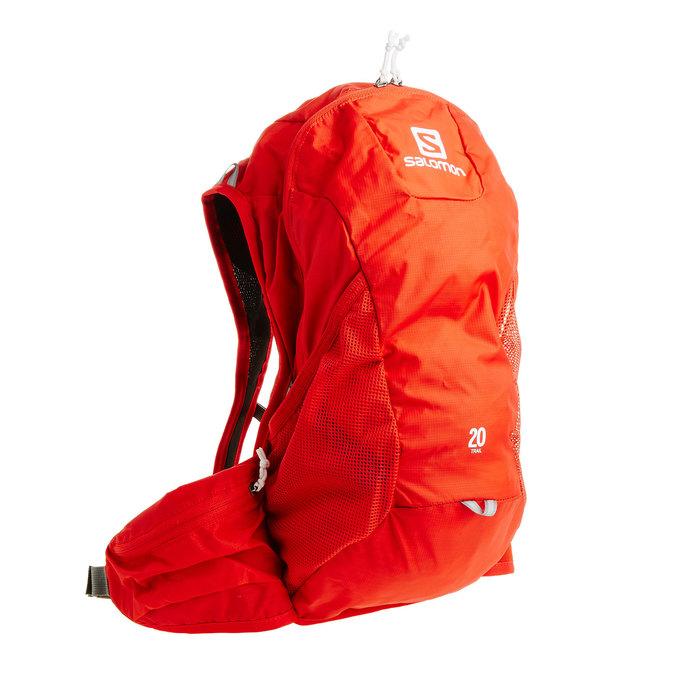 Czerwony plecak sportowy salomon, czerwony, 969-5040 - 13