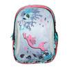Dziewczęcy plecak szkolny z syrenką bagmaster, różowy, 969-5609 - 19
