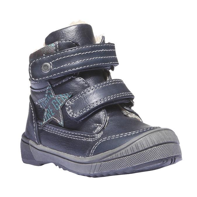 Buty dziecięce mini-b, niebieski, 111-9103 - 13