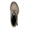 Botki damskie bata, szary, 696-2604 - 19